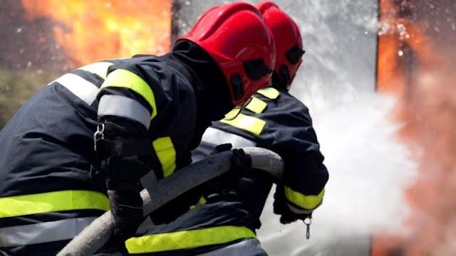 În ultimele 24 de ore, două persoane și-au pierdut viața în incendii