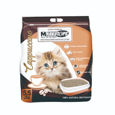 Berbagai Merk Pasir Gumpal Kucing Yang Bagus Digunakan Rascats