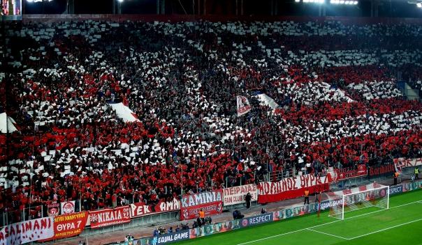 Γκάλοπ της FIFA: Φοβερό ποσοστό - Οι πιο φανατικοί στην Ελλάδα οι οπαδοί του Ολυμπιακού