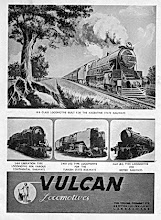 Vulcan Locomotives