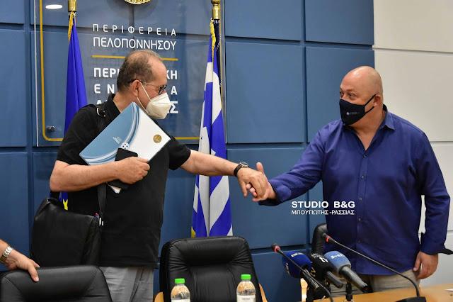 Π.Νίκας από την Αργολίδα: Τον πρώτο λόγο για τα αθλητικά έργα έχει ο κ. Μαντζούνης