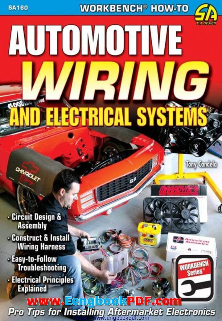 Automotive Wiring and Electrical systems, Auto Engineering, Auto Mechanical Engineering, Auto Repair, Automobile Engineering, Automobile Engineering Books, Automotive Books, Car Engineer,Mechanical Engineering Automotive, Tyre and Vehicle Vehicle Engineering
