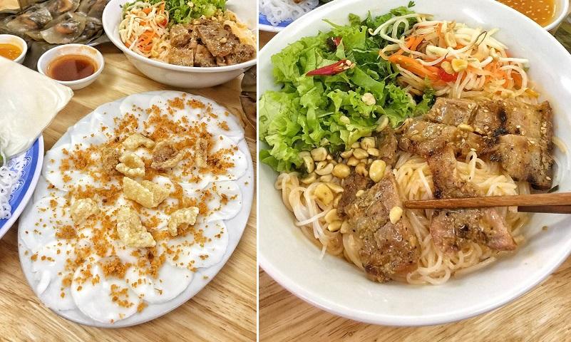 Những món ăn ngon nổi tiếng Quảng Bình ngay tại Hà Nội