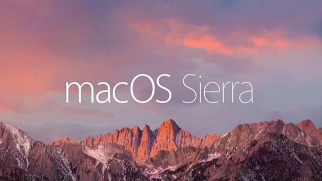 MacOS Sierra VPN