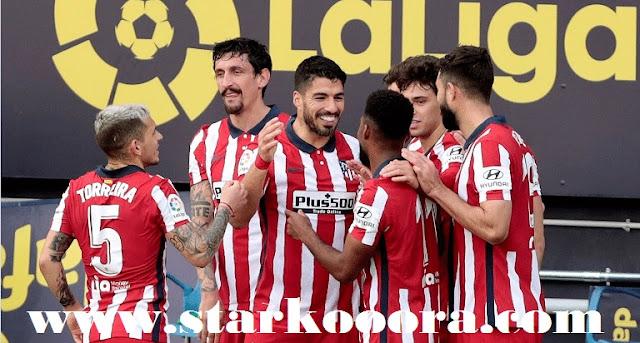 موعد مباراة أتليتكو مدريد واسبانيول اليوم الأحد 2021/9/12 في الدوري الإسباني والقنوات الناقلة