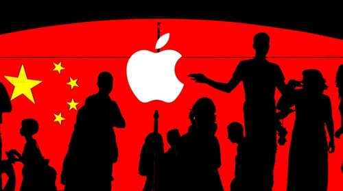 Apple under pressure to respond to China crackdown
