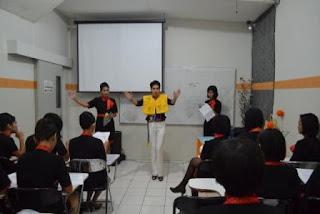 kelas pramugari PSPP Yogyakarta