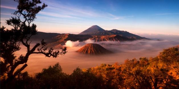 Gunung Bromo Tempat Terbaik Menikmati Sunrise