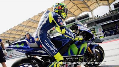 Viral, Rossi Kaget dengan Performa Apik Yamaha di MotoGP San Marino