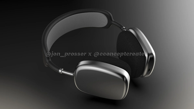 إليك أول نظرة على سماعات AirPods Studio اللاسلكية القادمة من Apple
