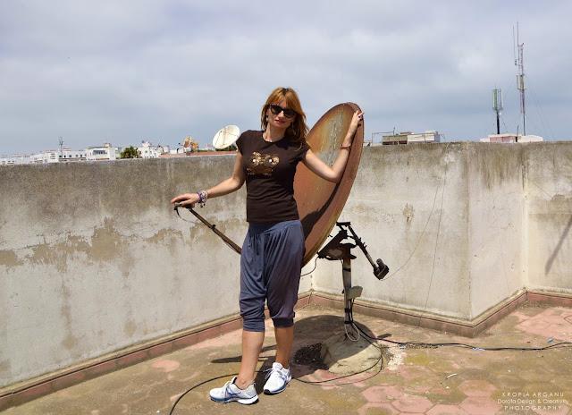 Jak się ubrać latem do Maroka.