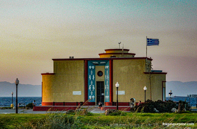 Aquário de Rodes, Dodecaneso, Grécia