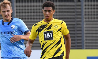 Dortmund ready to sell Sancho and Bellingham as Man Utd, Chelsea on alert