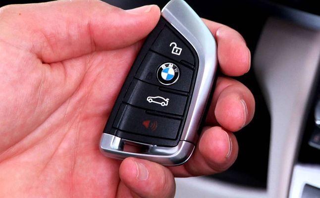مفتاح السيارة - ريموت