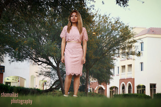 Pink Lace Dress for Valentines         |          Aly In Wanderland