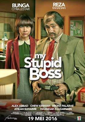 My Stupid Boss (2016) Indonesia