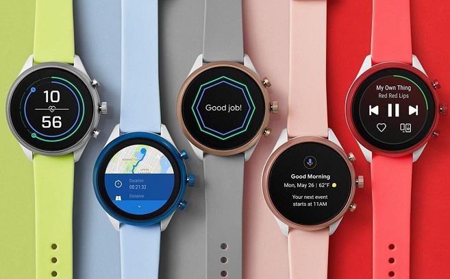 Fossil Designer Smartwatches - IFA 2019