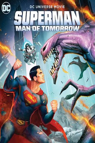 Superman: Man Of Tomorrow (Web-DL 720p Ingles Subtitulada) (2020)