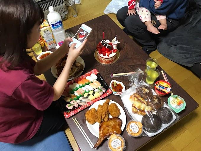 のんちゃんの誕生日