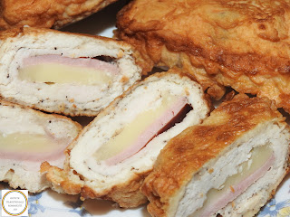 Cordon bleu traditional reteta,