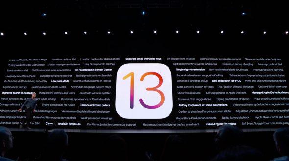 بعد الكشف عنه رسمياً، ما هي المميزات الجديدة في iOS 13؟