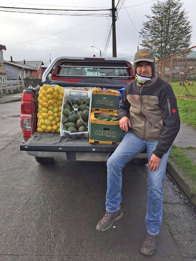 Daniel Morón manejó 5.000 km en cinco días