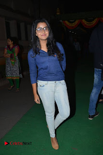 Actress Anupama Parameswaran Stills in Denim Jeans at Shatamanam Bhavathi Movie Preview Show  0003.jpg