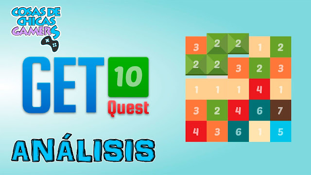 get 10 quest analisis en nintendo switch