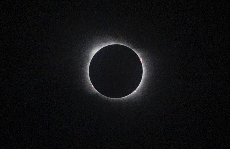 Lista con los eclipses de los próximos 10 años en el mundo