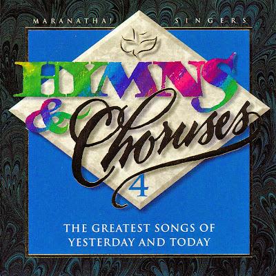 Maranatha! Vocal Band-Hymns & Choruses-Vol 4-