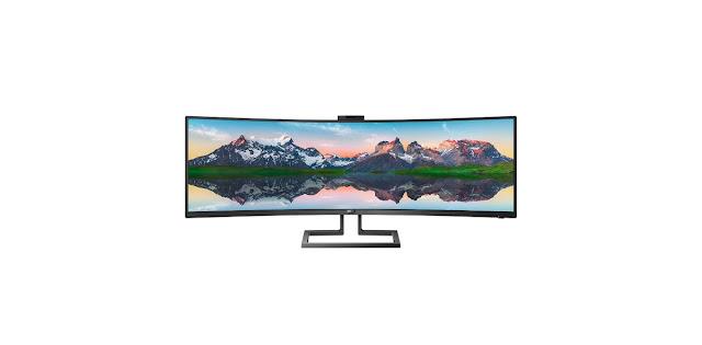 Excelência em toda a linha de monitores Philips na ISE 2019