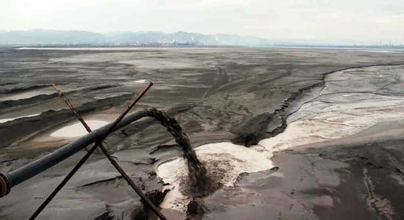 Lago Baotou, 'Silicon Valley' das 'terras raras' para as energias alternativas