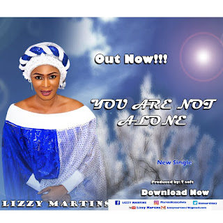 Lizzy Martins - Your Are Not Alone