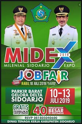 Jadwal Job Fair Sidoarjo 2020