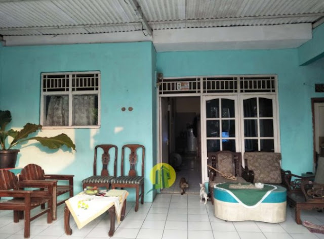 middle class village single floor home front design