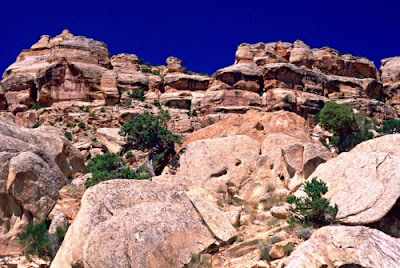 Secular views of geology have missing time regarding sedimentary erosion.