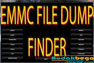 Download Tool EMMC File Dump Finder