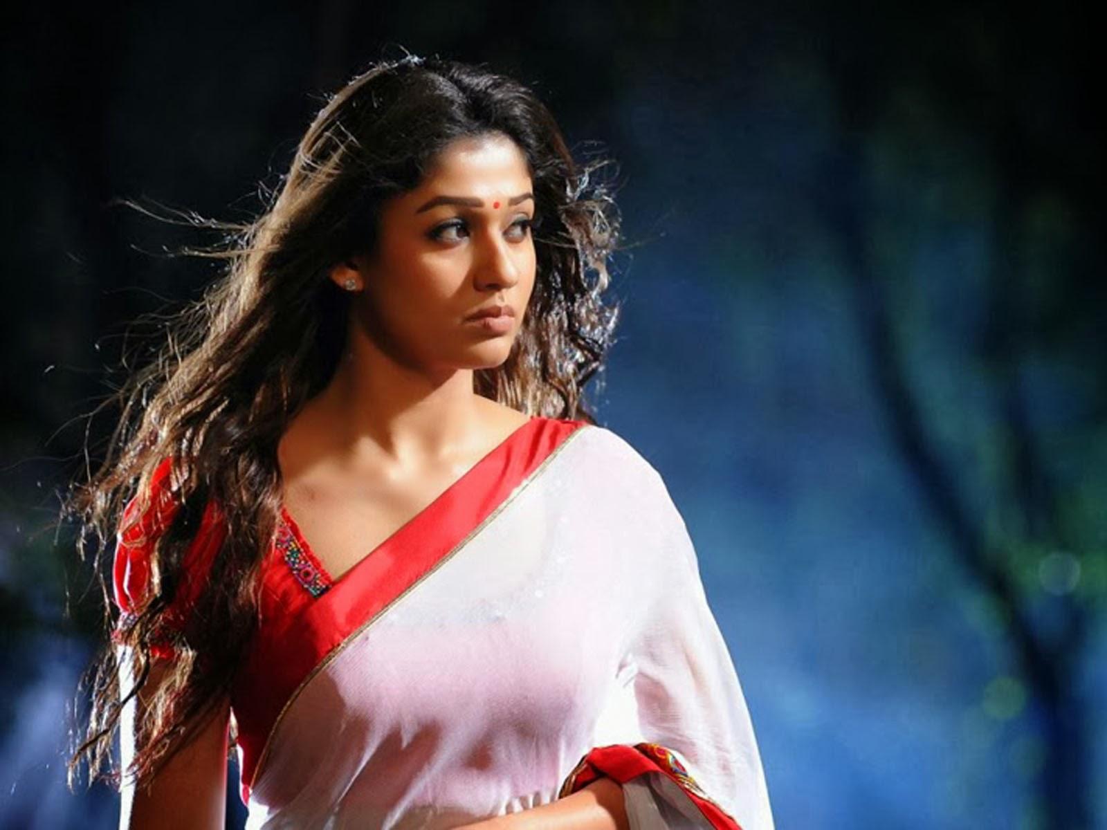 Heroines-Images Nayanthara Hd Wallpapers-9556