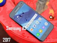 Kajian Telefon Pintar Samsung Galaxy A3 2017