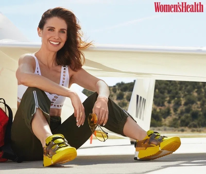 Alison Brie for Women's Health May 2020