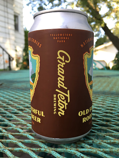 "Grand Teton Brewing ""Old Faithful"" Root Beer"