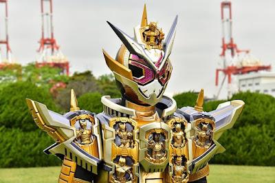Kamen Rider Saber + Kikai Sentai Zenkaiger: Superhero Senki - Rikiya Koyama To Voice Grand ZI-O?
