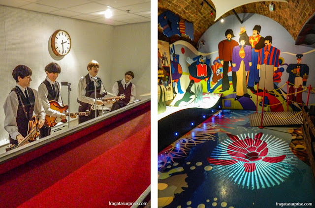 Museu Beatles Story, Liverpool
