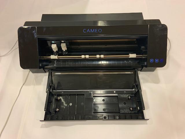 cameo 4, weeding tool, punch tool, self weed, silhouette cameo 4