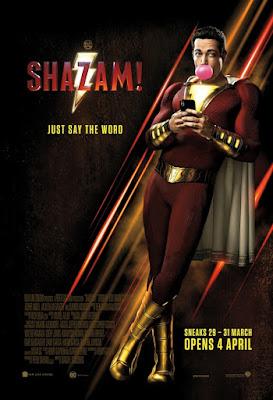 Shazam 2019 Dual Audio HC HDRip 480p 400Mb x264