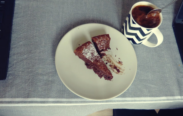 brownie szybkie proste ciasto