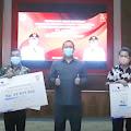 Penyerahan SK Pensiun Di Lingkungan Pemerintah Kota Semarang