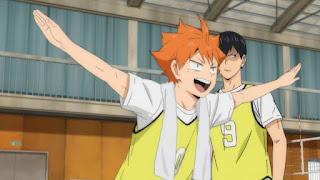 "Hellominju.com : ハイキュー!! アニメ 第4期 7話 返還 (烏野vs伊達工)   Haikyuu!! Season4 Ep.7 Haikyuu!! ""Return""    Hello Anime !"