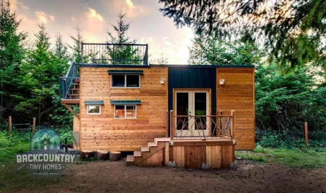 simple small wooden house designs