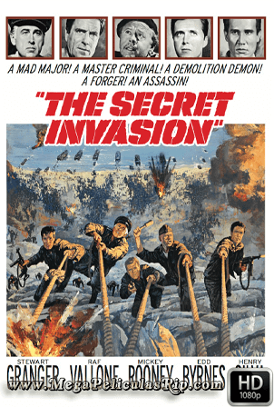 Invasion Secreta [1080p] [Castellano-Ingles] [MEGA]